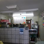 Munchy's Cafe and Taco Shop, Front Street, Needles, CA.