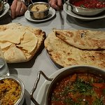 Look at the size of those naans!