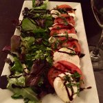 Caprese salad: so fresh