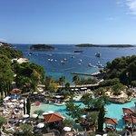 Foto de Amfora Hvar Grand Beach Resort