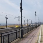 View along the Bridge