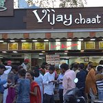 Vijay Chaat House 56 market Indore