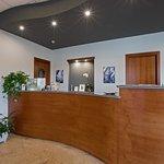 Reception Hotel Medea Alba