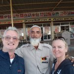 Mr Bilal Khan, our wonderful host and driver