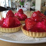 Our DELICIOUS Strawberry Tarts - YUM!