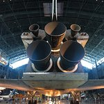Fotografie: Smithsonian National Air and Space Museum Steven F. Udvar-Hazy Center
