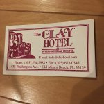 Photo of The Clay Hotel