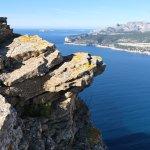 Photo de Route des Cretes La Ciotat Cassis