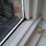 Damp and mould window sills that are awful and not good for your health