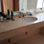Hotel Zenit Malaga - Room 509 Bathroom Vanity Unit 20180214_143027