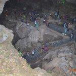 Inside the cavernous Borra!