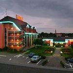 Hotel Restaurant La Tour Romaine Foto
