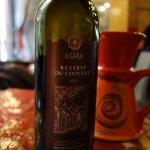 Un délicieux vin libanais.