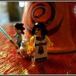 Si Rey venait déguster les bon plats du Moyen-Orient, ce serait forcément en compagnie de Cléopâ