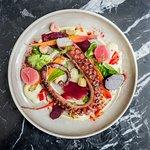 May Fair Kitchen - Octopus