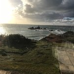 Corbiere Lighthouse from Corbiere Phare restaurant