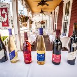 Although we are a BYOB, we offer one of the best local vineyards wines ~ Unionville Vineyards