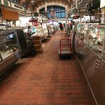West Side Market on a Wednesday morning