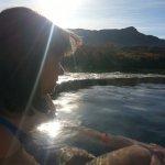 Riverbend Hot Springs Bild