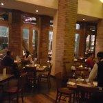 dentro del restaurant