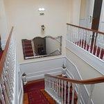 scale dell'hotel