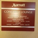 Foto de Cleveland Airport Marriott
