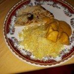 Lovely chicken korma