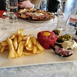 Foto van Les II Mûriers Restaurant- Pizzeria
