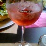 Cocktail Martini.