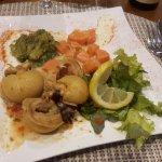 Le menu à 25 € un régal.