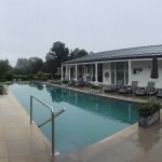 The awesome outdoor pool & Jacuzzi