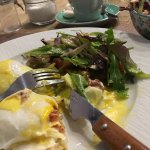 eggs benedict breakfast - divine