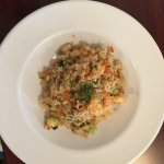 Shrimp Friend Rice