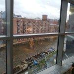 Barges at Leeds Dock