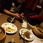 Late Long Xian Bao Lunch with new friend from Seattle staying at First Cabin Tsukiji