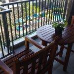 Balcony of Room 1457
