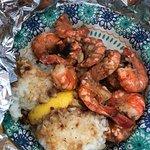 Shrimp scampi $14