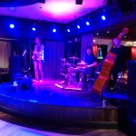 Band in Lounge