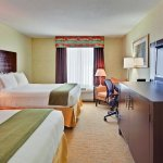 Foto de Holiday Inn Express Suites Hamburg