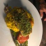 Herb Crusted Mahi Mahi