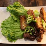 Short Ribs. Juicy marinated short ribs in our special homemade sauce