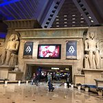 Photo de Luxor Hotel & Casino