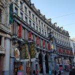 Great shopping street