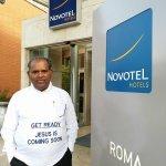 Photo de Novotel Roma Est Hotel
