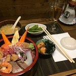 Photo de sushi gourmet