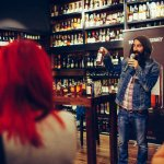 Nikka whisky v DVA DVE