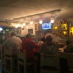 La Famiglia downstairs bar