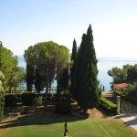 Split, Galerija Mestrovic, museum garden