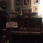 El piano esperando al Maestro