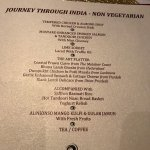 "You can't beat ""Journey through India"" tasting menu. Perfect flavors combined with excellent ser"
